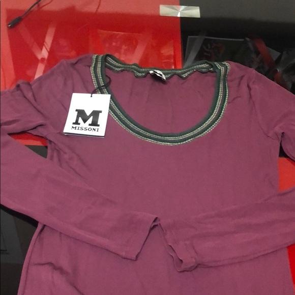 Missoni Dresses & Skirts - Missoni maxi dress, size 42, new